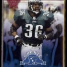 BRIAN WESTBROOK 2002 Leaf Rookies & Stars Rookie #127.  EAGLES