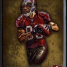 VINCENT JACKSON 2012 Topps Inception #'d Insert 097/123.  BUCS - Thick Stock