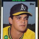 MIKE GALLEGO 1986 Topps #304.  A's