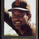 SANDY ALOMAR 1989 Pacific #2 Series III.  PADRES
