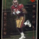 TERRELL OWENS 1999 UD Strike Force Insert #SF19.  49ers