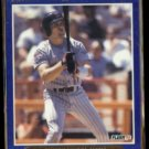 CHUCK KNOBLAUCH 1992 Fleer Rookie Sensations Insert #10 of 20.  TWINS