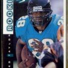 FRED TAYLOR 1998 Score Rookie #242.  JAGUARS