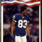 ANDRE REED 1992 AW Sports #192.  BILLS