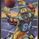 STERLING SHARPE 1994 Pro Line Live Illustration #401.  PACKERS