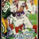 THURMAN THOMAS 1998 Ultra #121.  BILLS