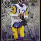 TONY BANKS 1997 Pinnacle Inscriptions #5.  RAMS