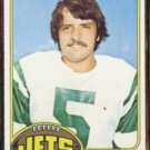 PAT LEAHY 1976 Topps #34.  JETS