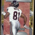 TERANCE MATHIS 1996 Playoff Trophy Contenders #67.  FALCONS