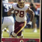BRUCE SMITH 2003 Playoff Honors #11.  REDSKINS
