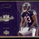 DAVID TERRELL 2003 UD Pros & Prospects #16.  BEARS