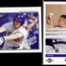 TODD HOLLANDSWORTH (2) 1992 UD Top Prospects #160.  BAKERSFIELD DODGERS