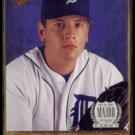 C.J. NITKOWSKI 1996 Upper Deck Debut #331.  TIGERS