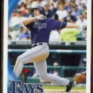 PAY BURRELL 2010 Topps #321.   RAYS