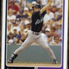 CRAIG COUNSELL 2003 Topps Total #171.  DBACKS
