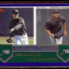JOSH HAMILTON 2002 Topps Future Stars w/ Carl Crawford #325.  DEVIL RAYS