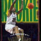 RASHEED WALLACE 1996 Skybox Rookie Roadmap #248.  BULLETS