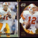 TRENT DILFER 1996 Pinnacle Action Packed + 1996 Summit.  BUCS