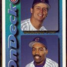 DOUG GLANVILLE 1995 Topps On Deck Rookie #646.  CUBS