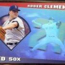 ROGER CLEMENS 1993 Upper Deck Hologram Insert #21.  RED SOX