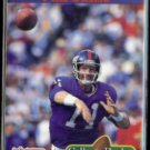 PHIL SIMMS 1990 Pro Set JBC Collect-A-Book.  GIANTS