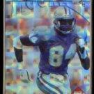 HERMAN MOORE 1995 Edge Pop Warner Prism #11.  LIONS