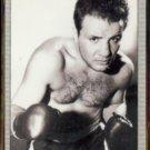 JACK LAMOTTA 1991 AW Sports Hall of Fame #98.  The Bronx Bull