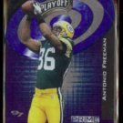 ANTONIO FREEMAN 1997 Playoff Prime Target #11.  PACKERS