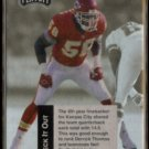 DERRICK THOMAS 1993 Playoff Check It Out #7 of 8.  CHIEFS