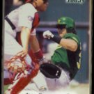 JOSE CANSECO 1998 Fleer SI Legends of Today Glossy #68.  A's
