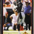 ANDRE RISON 1993 Pinnacle Men of Autumn Insert #1.  FALCONS