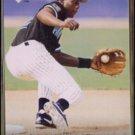 EDGAR RENTERIA 1995 Upper Deck Prospect #186.  MARLINS
