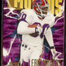 ERIC MOULDS 1997 Skybox Impact #111.  BILLS