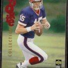TODD COLLINS 1995 Upper Deck CC Update Rookie #U3.  BILLS