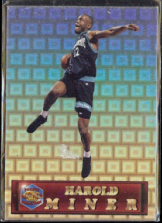 HAROLD MINOR 1994 Pacific Draft Prism Insert #35.  USC - slight wear