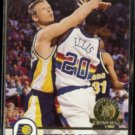 DETLEF SCHREMPF 1993 Hoops GOLD Insert #90.  PACERS