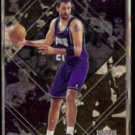 VLADE DIVAC 1999 Upper Deck Black Diamond #71.  KINGS