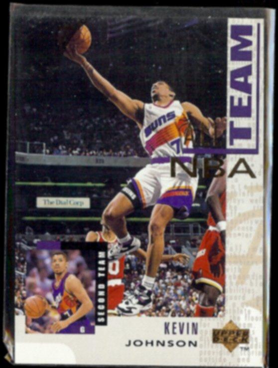 KEVIN JOHNSON 1994 Upper Deck All NBA #20.  SUNS