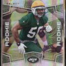 VERNON GHOLSTON 2008 Select Rookie #'d Insert 442/999.  JETS