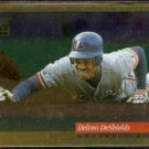 DELINO DESHIELDS 1994 Score Gold Rush Insert #38.  EXPOS