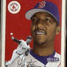 PEDRO MARTINEZ 2000 Fleer Tradition #159.  RED SOX