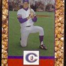 HAL MORRIS 1989 Cracker Jack (Columbus Police Dept.) N#OB.  CLIPPERS
