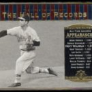 HOYT WILHELM 2001 Upper Deck Hall of Records #88.  GIANTS