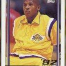 ANTHONY PEELER 1992 Topps GOLD Draft Insert #288.  LAKERS