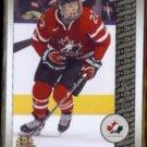 HAYLEY WICKENHEISER 2014 Upper Deck #'d Insert 038/250.  TEAM CANADA