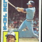 DAVE COLLINS 1984 Topps #733.  BLUE JAYS