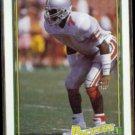 VINCE CLARK 1991 Topps Draft Pick #439.  PACKERS