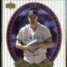 DAVID WELLS 2002 Upper Deck WS Heroes #89.  YANKEES vs. Padres