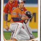 BRIAN ROBERTS 2013 Topps #515.  ORIOLES