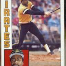 LEE LACY 1984 Topps #462.  PIRATES